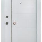 Mobilya Kaplamalı Çelik Kapı 16