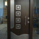 Mobilya Kaplamalı Çelik Kapı 4